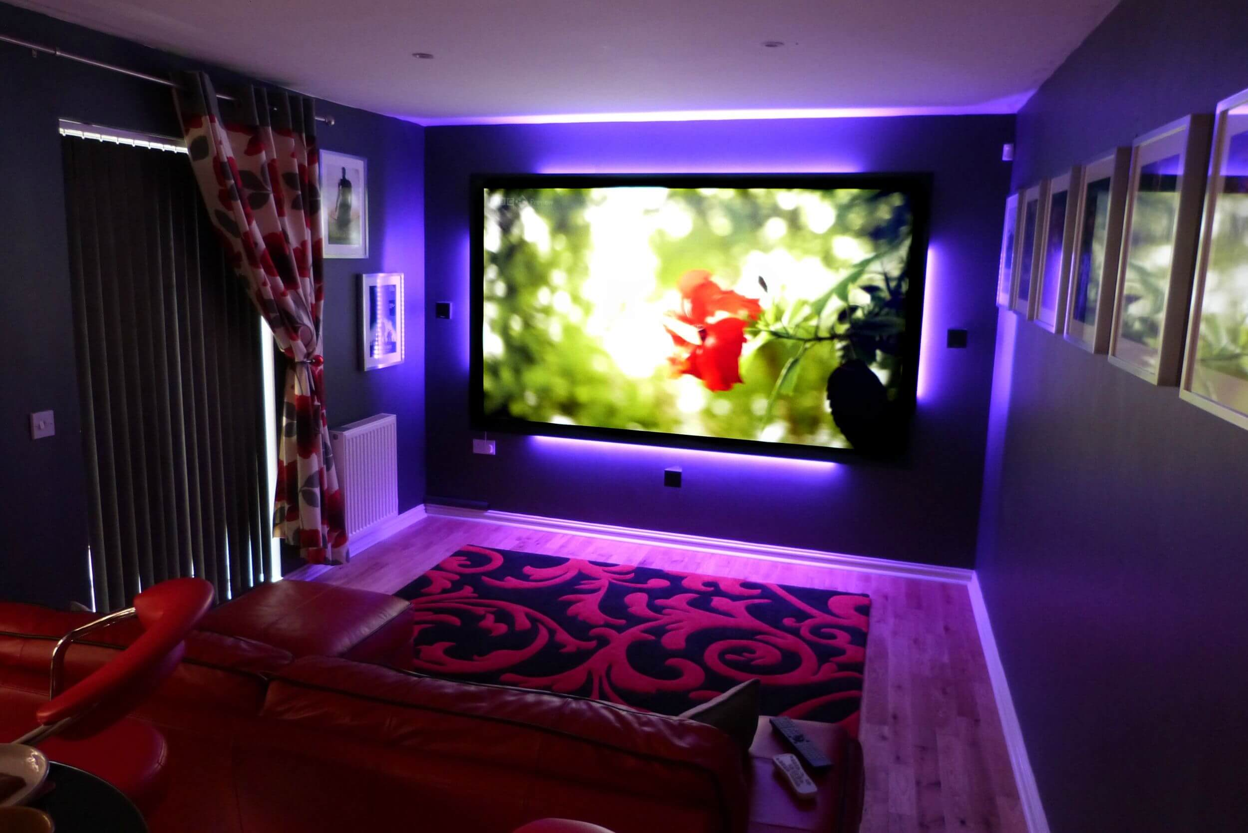 Cinema Experience At Home