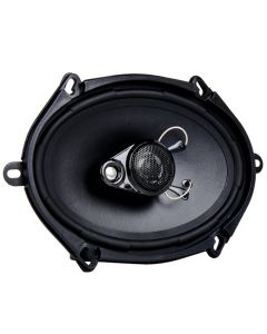 "In Phase SXT5735 Shallow Mount 5x7"" 3-Way Coaxial Speaker System"