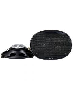 "In Phase SXT6435 - 4x6"" neodymium 3-way coaxial speakers - 200 watts"