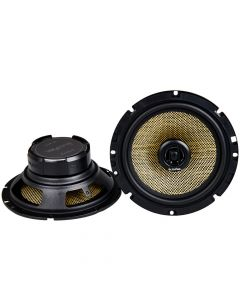 In Phase XTC17.2 17cm 250 Watts 2-Way Rotary Tweeter Car Door/Shelf Speakers