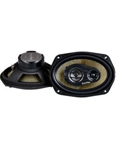 "In Phase XTC69.3 400 watt peak 6x9"" 3-way triaxial speaker system"